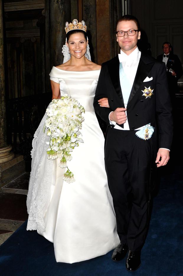 Wedding Of Swedish Crown Princess Victoria & Daniel Westling: Banquet - Inside