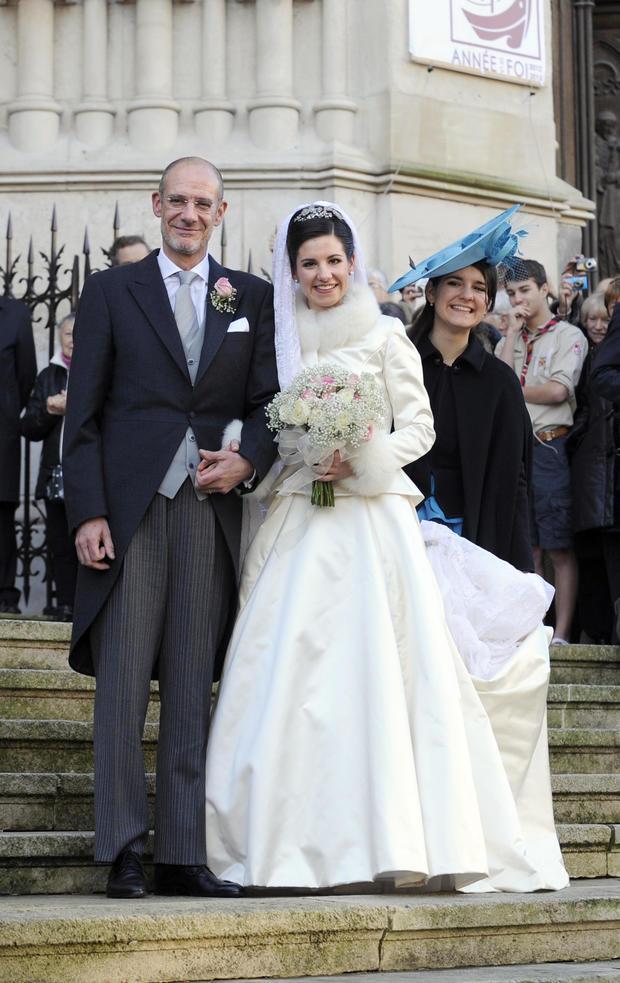 FRANCE-AUSTRIA-ROYAL-MARRIAGE