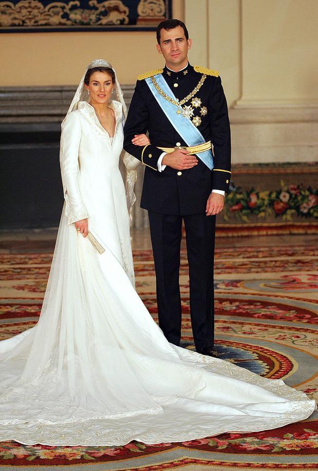 SPAIN-ROYAL-WEDDING