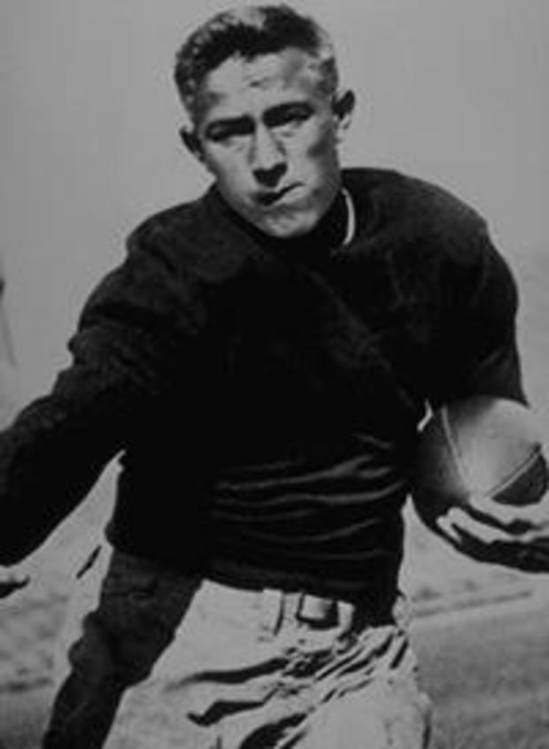 Jay Berwanger, first NFL draft pick