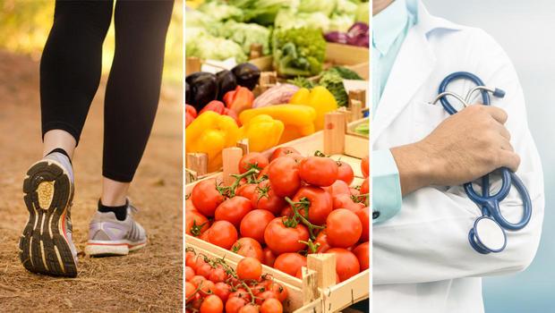 5 Habits Promote Longer Life