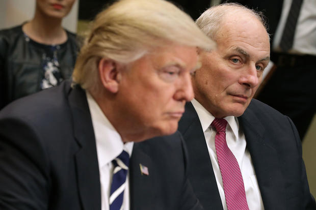 John Kelly Currently Has Less Influence on Trump Than Fox & Friends Does