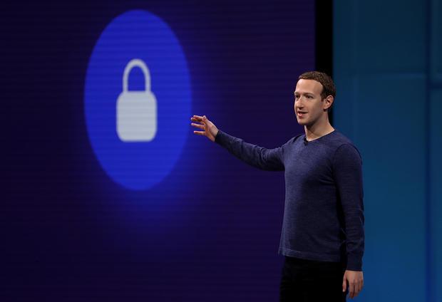 Mark Zuckerberg F8 may 1, 2018