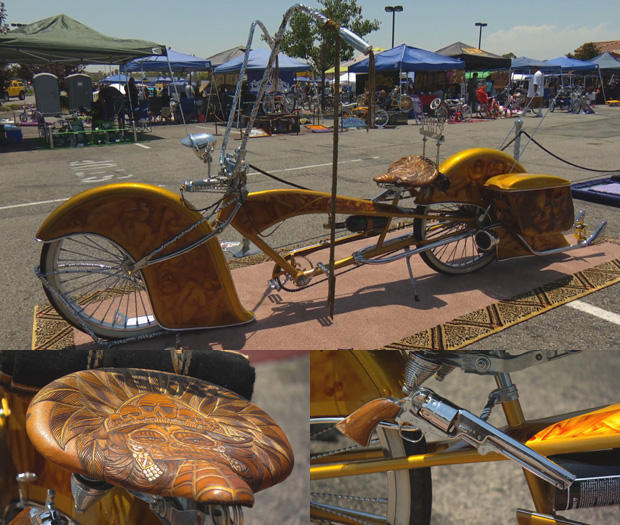 Lowrider Bikes Latino Street Life On Wheels Cbs News