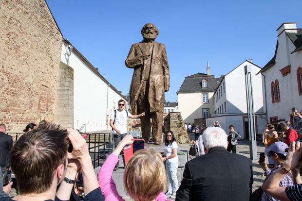 Trier Commemorates Karl Marx 200th Anniversary