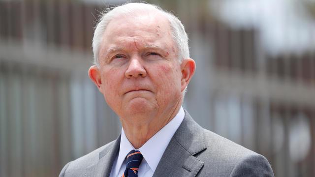 AG Jeff Sessions Announces New Criminal Law Enforcement Action Against China