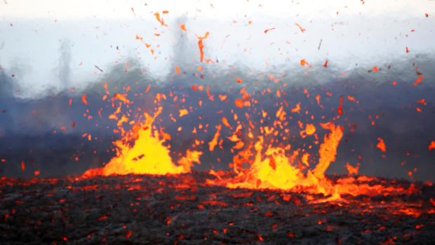 Image result for Hawaii volcanoes erupting