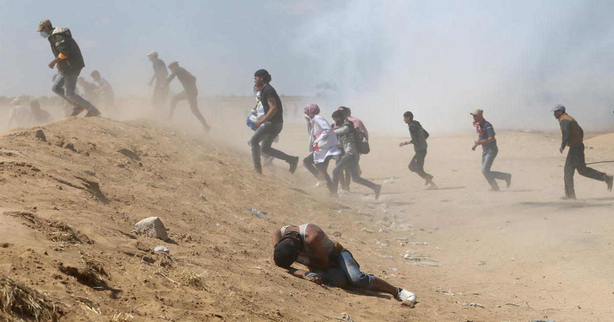 Israel, Palestinians trade accusations at United Nations as violent protests continue