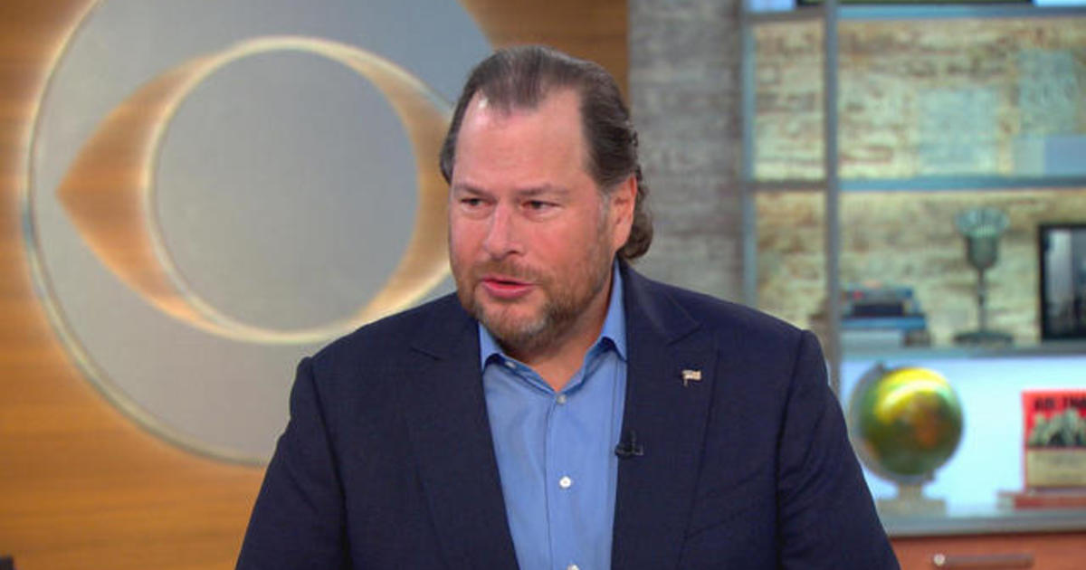 Salesforce CEO Marc Benioff calls for a national privacy ...