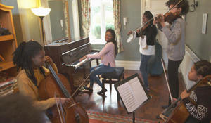 The Kanneh-Masons: The family that plays together