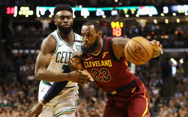 Cleveland Cavaliers v Boston Celtics - Game Two