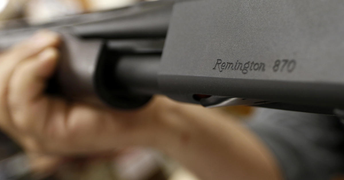 Gunmaker Remington Surfaces From Bankruptcy Cbs News