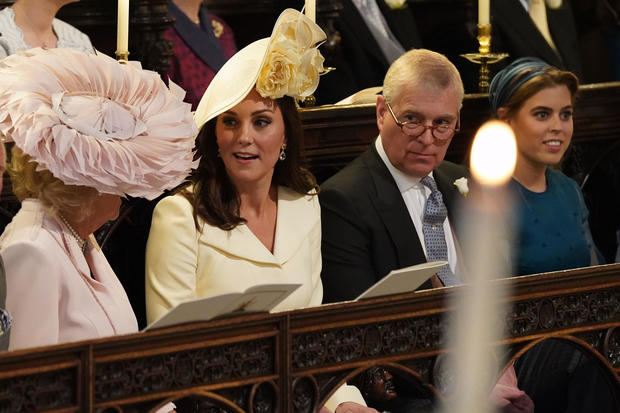 BRITAIN-US-ROYALS-WEDDING-CEREMONY