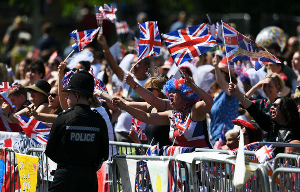 BRITAIN-US-ROYALS-WEDDING