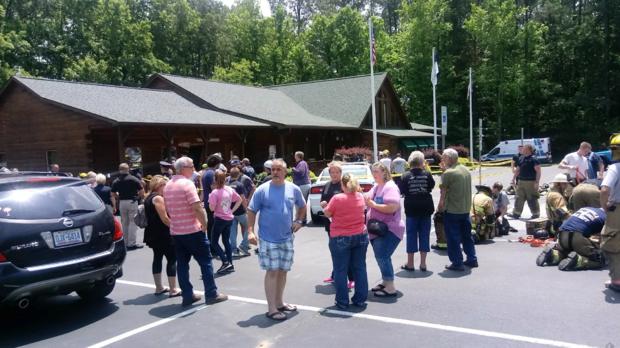 north carolina restaurant incident