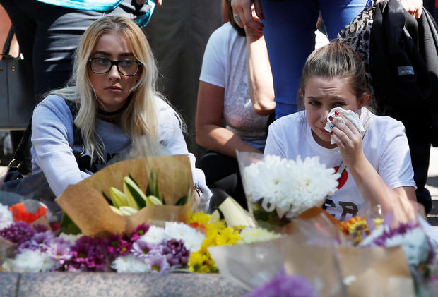 first anniversary of the Manchester Arena bombing
