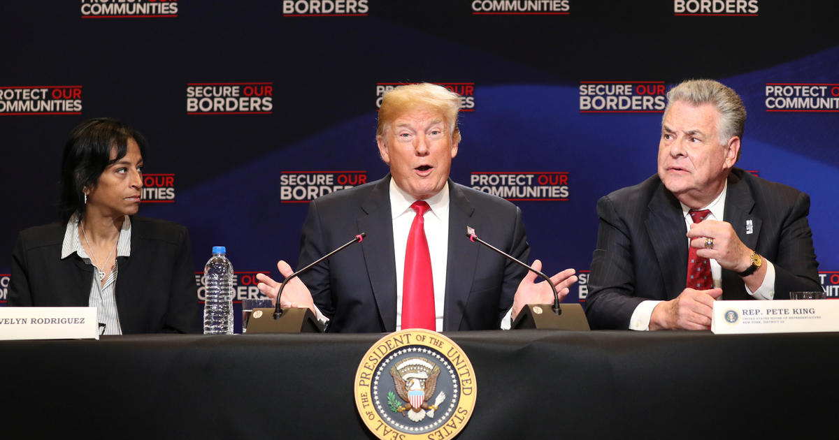 Trump floats cutting aid for countries over illegal immigration, MS-13
