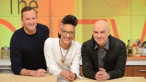 The Chew Hosts Get Emotional About Cancellation Cbs News