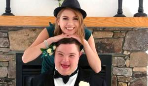 Their promposal video went viral, but their friendship goes much further