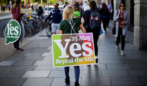 Polls close in historic vote in Ireland to repeal abortion ban