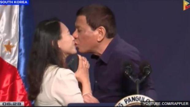 Filipino kisses login