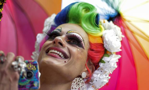 Brazil gay pride 2018