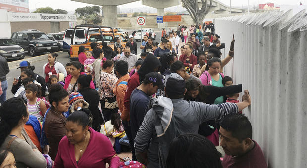 Border Asylum Bottleneck