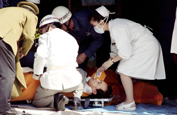 JAPAN-SECT-AUM-GAS ATTACK