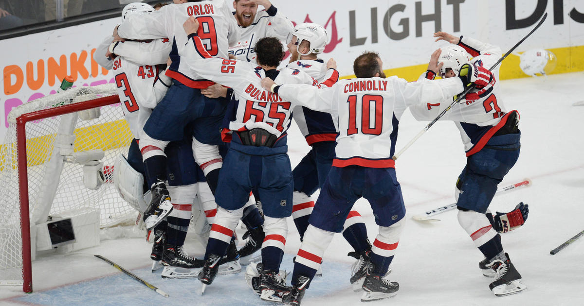 2018 Stanley Cup  Washington Capitals win vs. Golden Knights tonight  Alex  Ovechkin wins Conn Smythe Trophy - MVP had 15 goals in Stanley Cup Playoffs  - CBS ... 172e79200