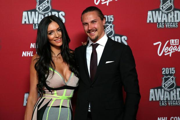 2015 NHL Awards - Red Carpet