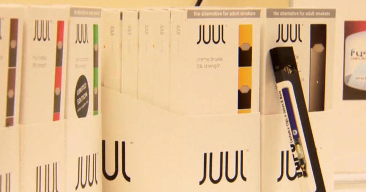 Juul executive addresses claims e-cigarette maker marketed to teens