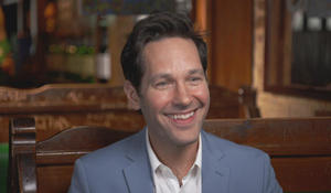 The superpowers of Paul Rudd