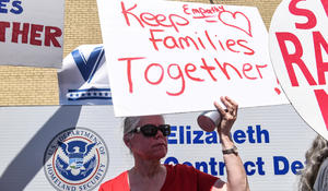 Republicans condemn separating immigrant families as outrage grows