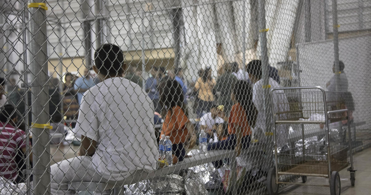 Judge rejects Trump administration's motion to dismiss claims by immigrant children