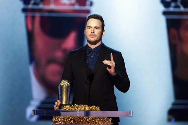 Chris Pratt -- 2018 MTV Movie And TV Awards