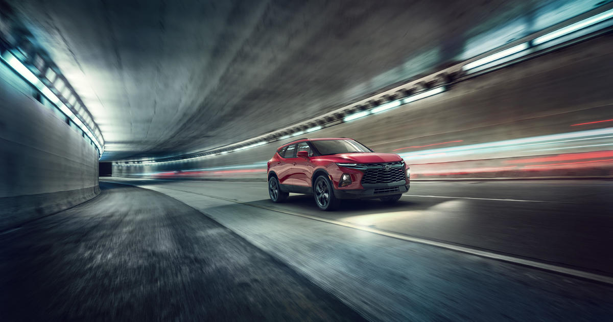 Chevy Blazer Is Coming Back And Itll Be Made In Mexico Cbs News