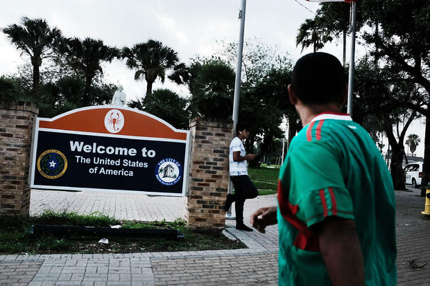 Struggling Border City Of Brownsville Straddles Two Cultures