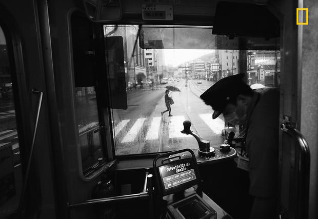 Another Rainy Day in Nagasaki, Kyushu