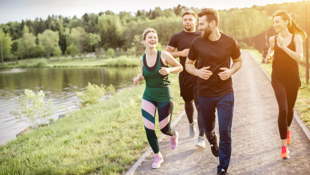 Quarter of American Adults Meet Exercise Guidelines