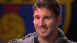 60 Minutes archives: Lionel Messi