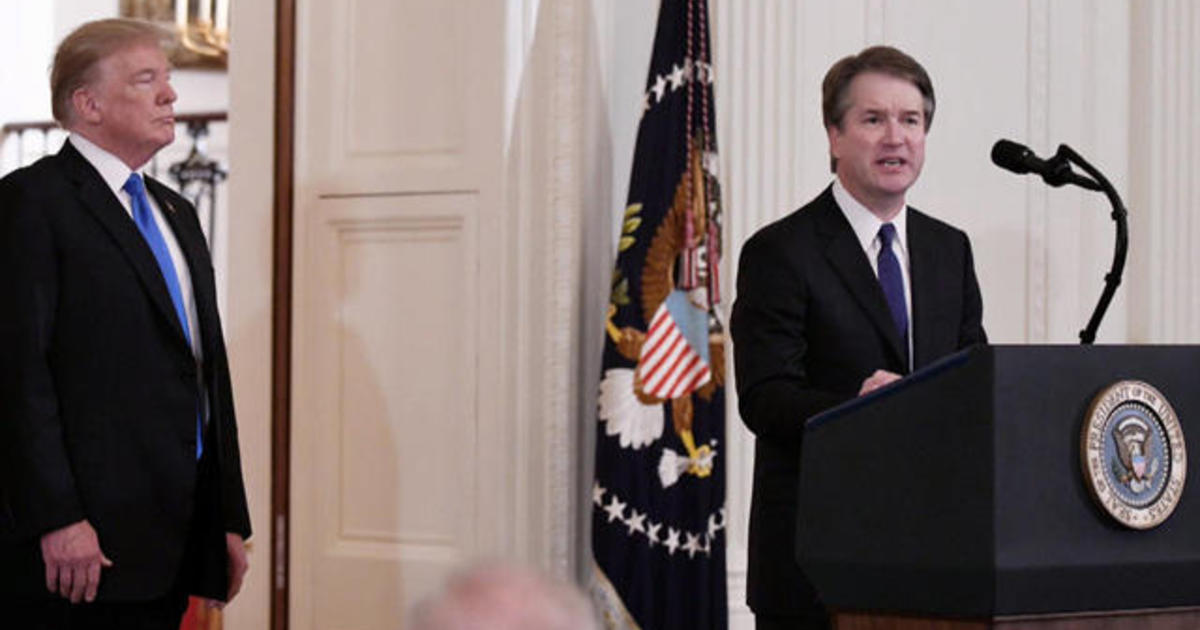 Republican strategist: Brett Kavanaugh not a