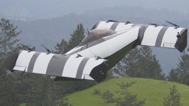 Larry Page has backed another crazy flying car startup called BlackFly