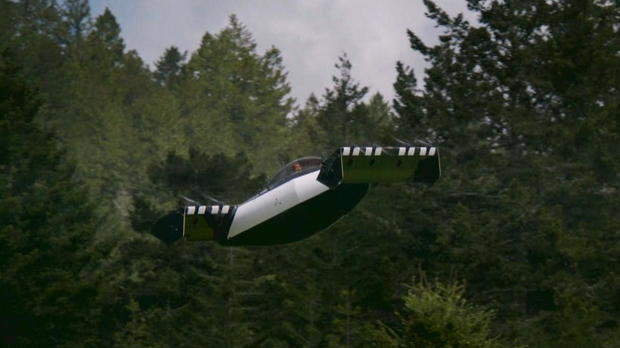 Opener Unveils First USA-Qualified Ultralight All-Electric Personal VTOL