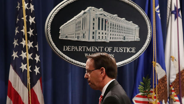 Department of Justice to alert public to foreign operations targeting them