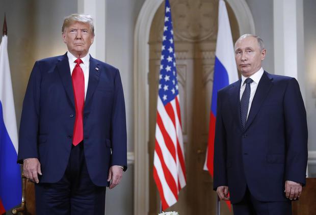 Finland Trump Putin Summit