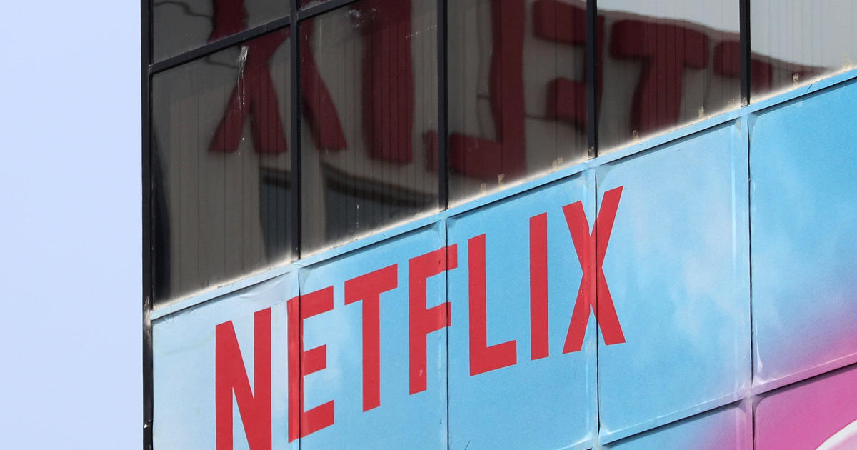 Netflix stock price drops today after streaming service
