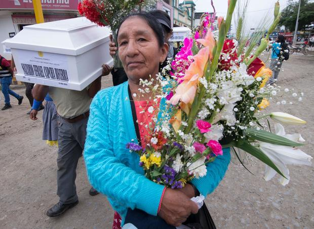PERU-CONFLICT-SHINING PATH-REMAINS