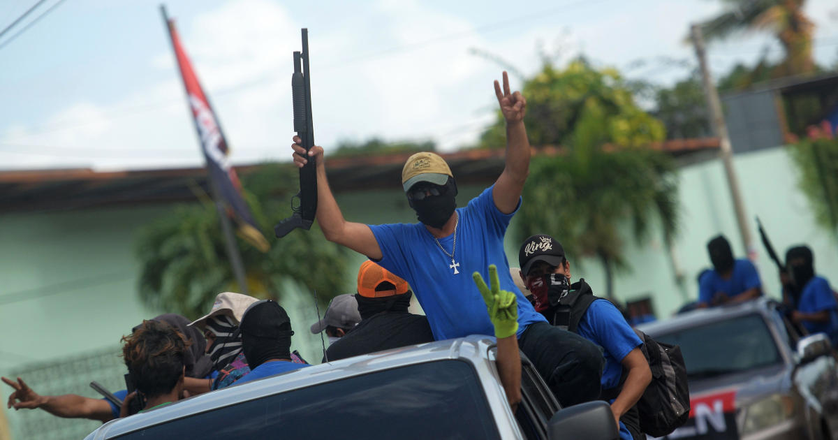 protests in nicaragua country marks anniversary of 1979 revolution