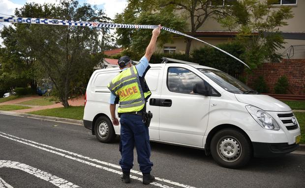 AUSTRALIA-CRIME-FAMILY