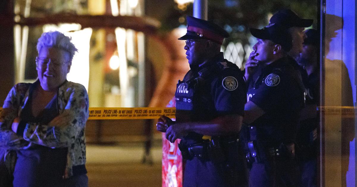 cede290a8051c Toronto shooting  Greektown neighborhood shooting leaves 2 dead